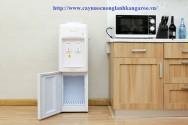 Cấu tạo và ưu điểm của cây lọc nước nóng lạnh gia đình