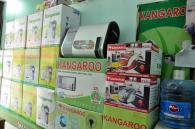 Hình ảnh sản phẩm Kangaroo tại cửa hàng