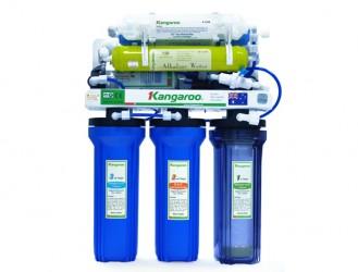 Máy lọc nước Kangaroo 7 lõi lọc KG104 không tủ