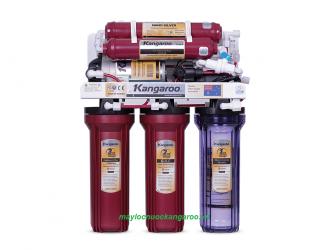 Máy lọc nước Kangaroo KG106UV 7 lõi không tủ có đèn UV New 2014