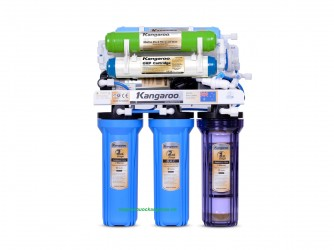 Máy lọc nước Kangarooo KG109 - 9 lõi lọc