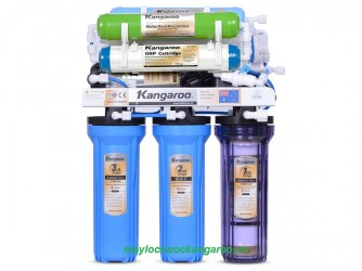 Máy lọc nước Kangarooo KG118 - 8 lõi lọc