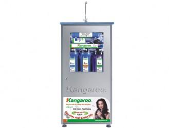 Máy lọc nước kangaroo RO 5 lõi lọc KG102 - có tủ inox